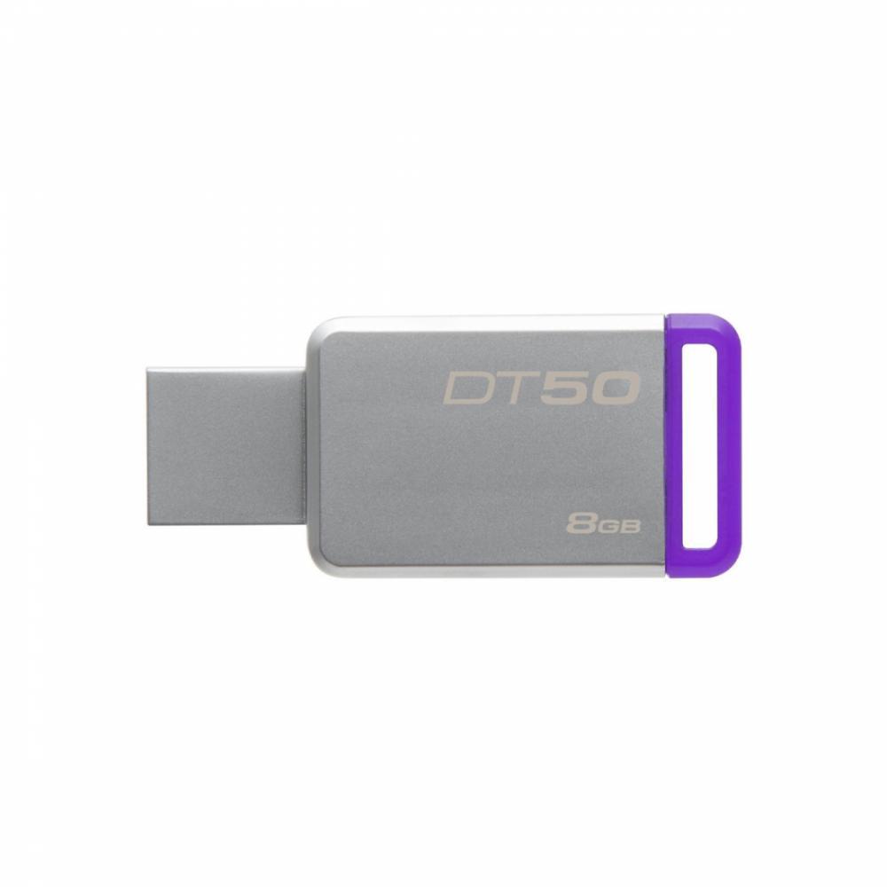 Флеш накопитель Kingston DataTraveler DT50/8GB