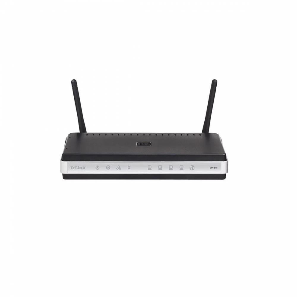 Wi-Fi маршрутизатор DIR-615