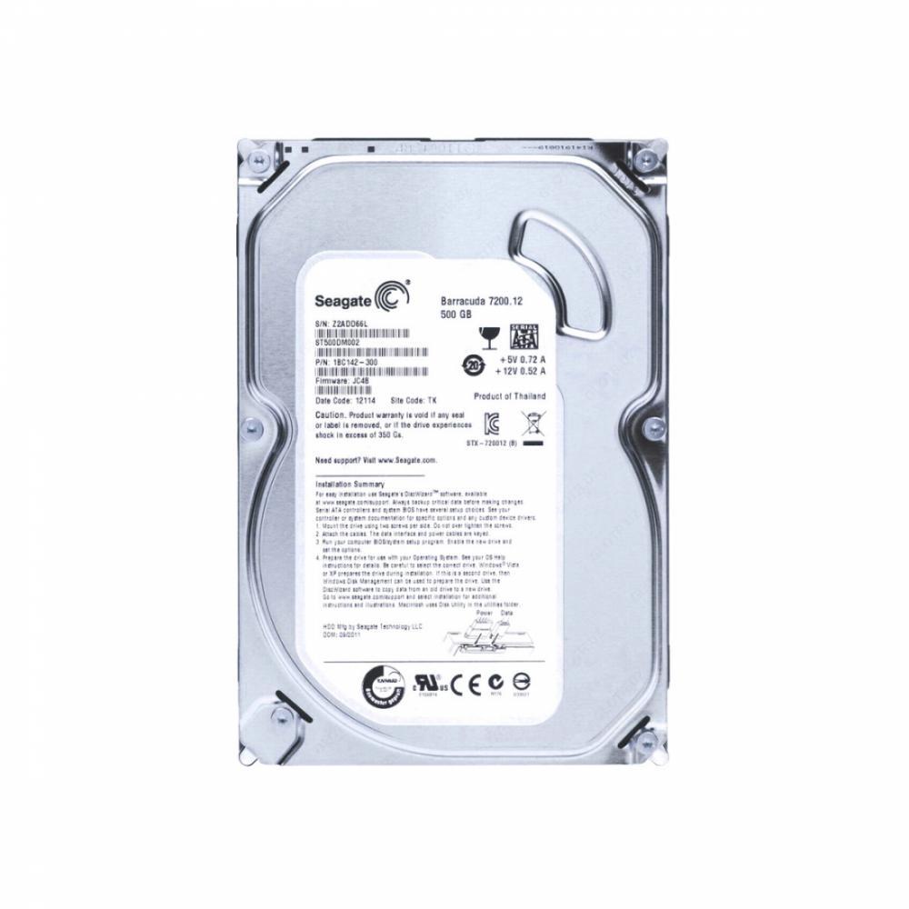Жесткий диск Barracuda 7200.12 [ST500DM002] 500GB