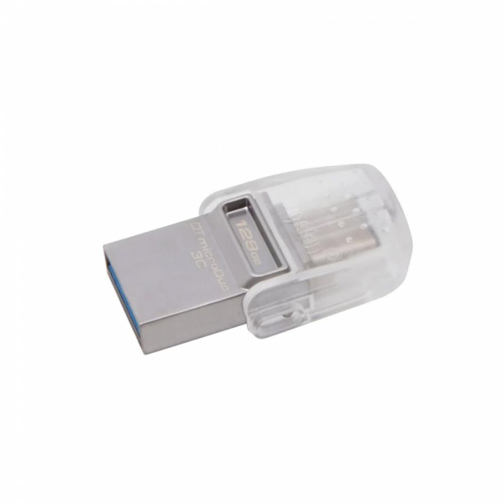 Флеш накопитель Micro DTDUO3C/128GB (Type C)