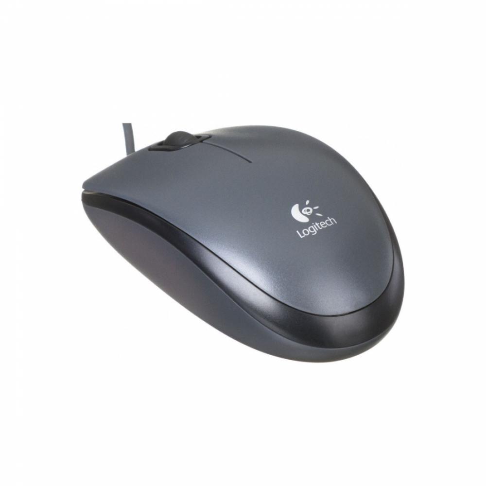 Мышь Logitech M90 Grey