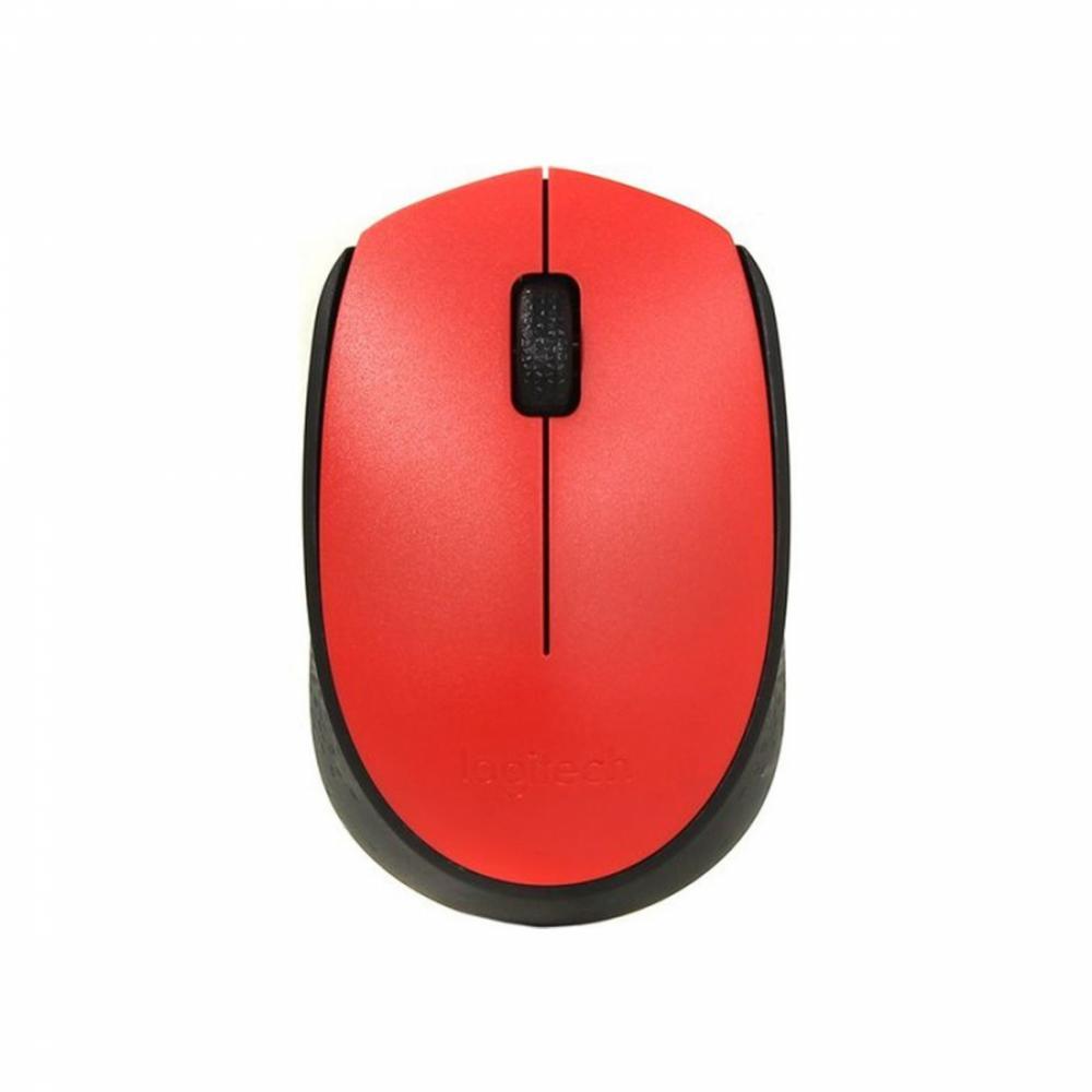 Мышь Logitech M171 Red