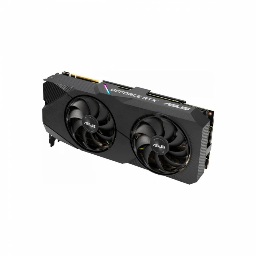 Видеокарта GeForce RTX 2080 Super DUAL EVO OC [DUAL-RTX2080S-O8G-EVO]