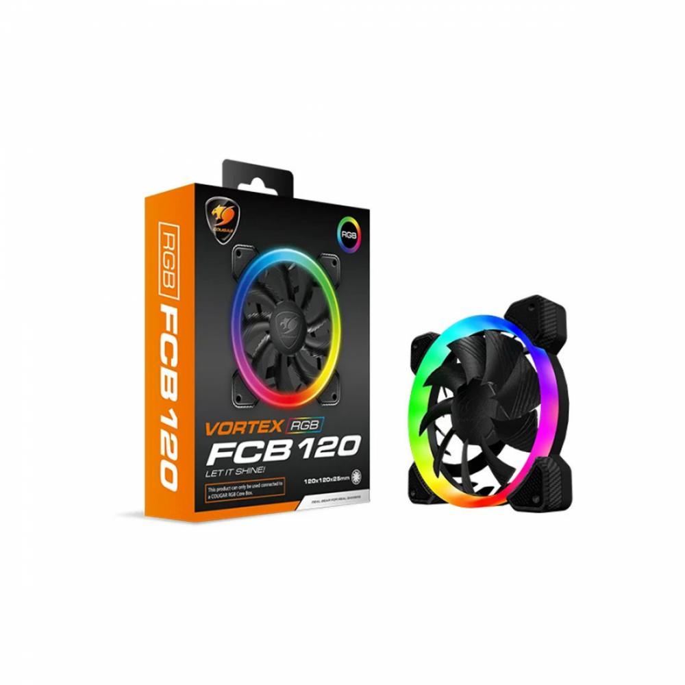 Кулер VORTEX RGB FCB 120