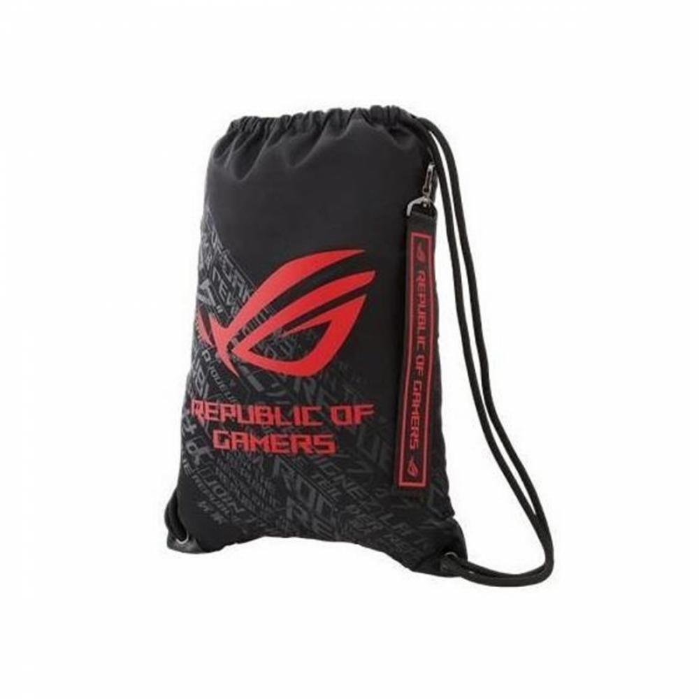 Рюкзак OS100 ROG Sackpack Black [90XB06N0-BGW000]