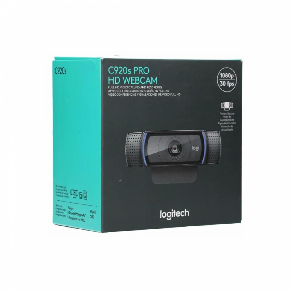Веб-камера C920s HD PRO Webcam [L960-001252]