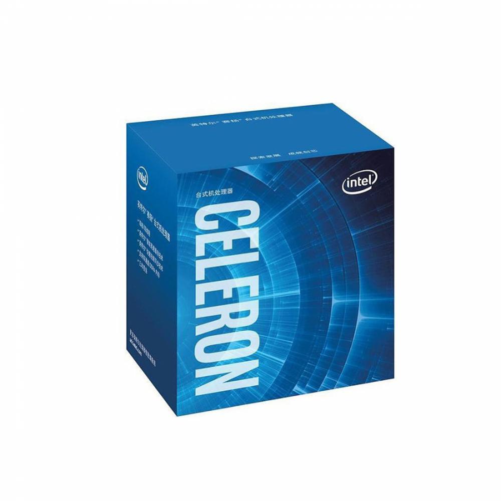 Процессор Celeron® Dual Core G3900