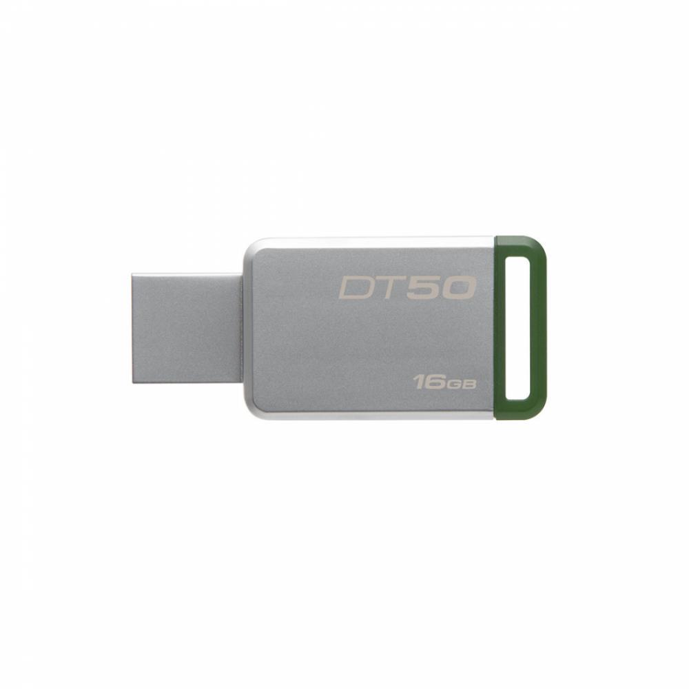 Флеш накопитель DataTraveler 50 16GB