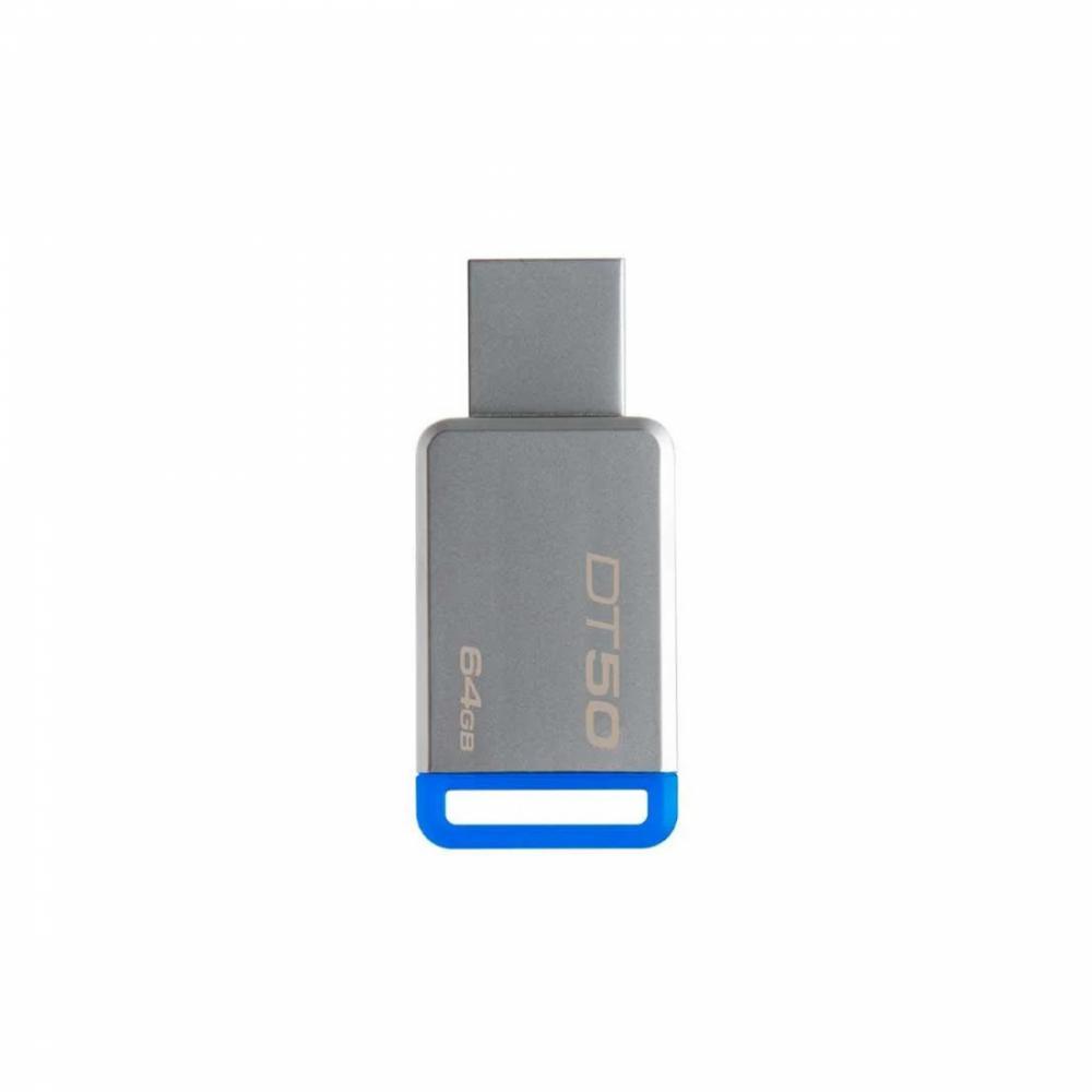 Флеш накопитель DataTraveler 50 64GB