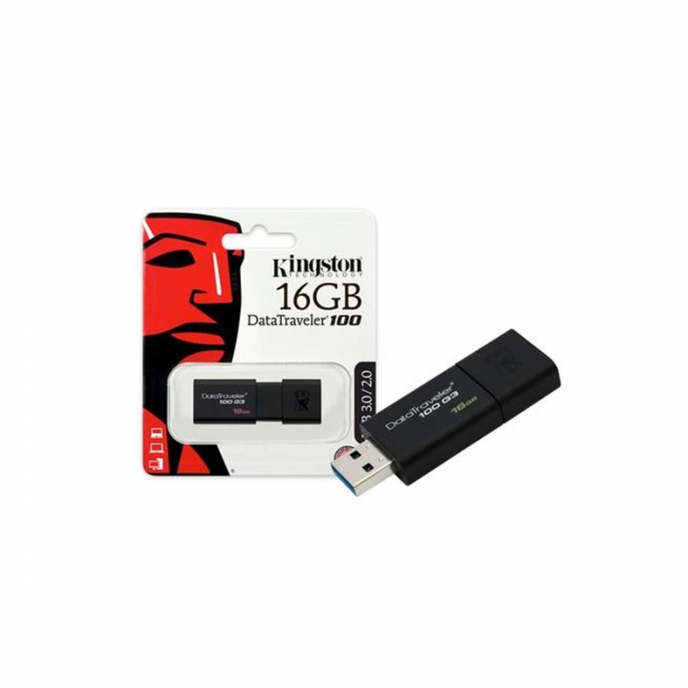 Флеш накопитель DataTraveler 100 G3 16GB