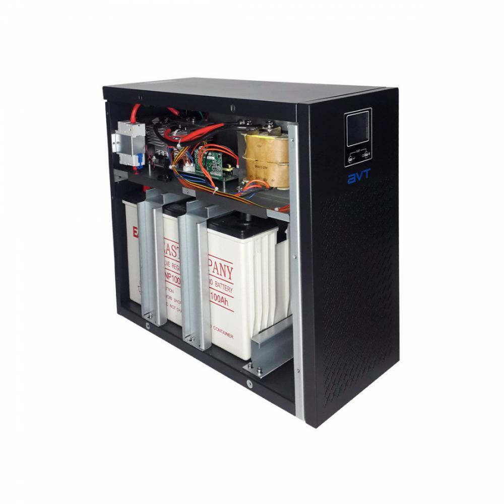 Инвертор INVERTER AVT-600W AVR (SM0612)