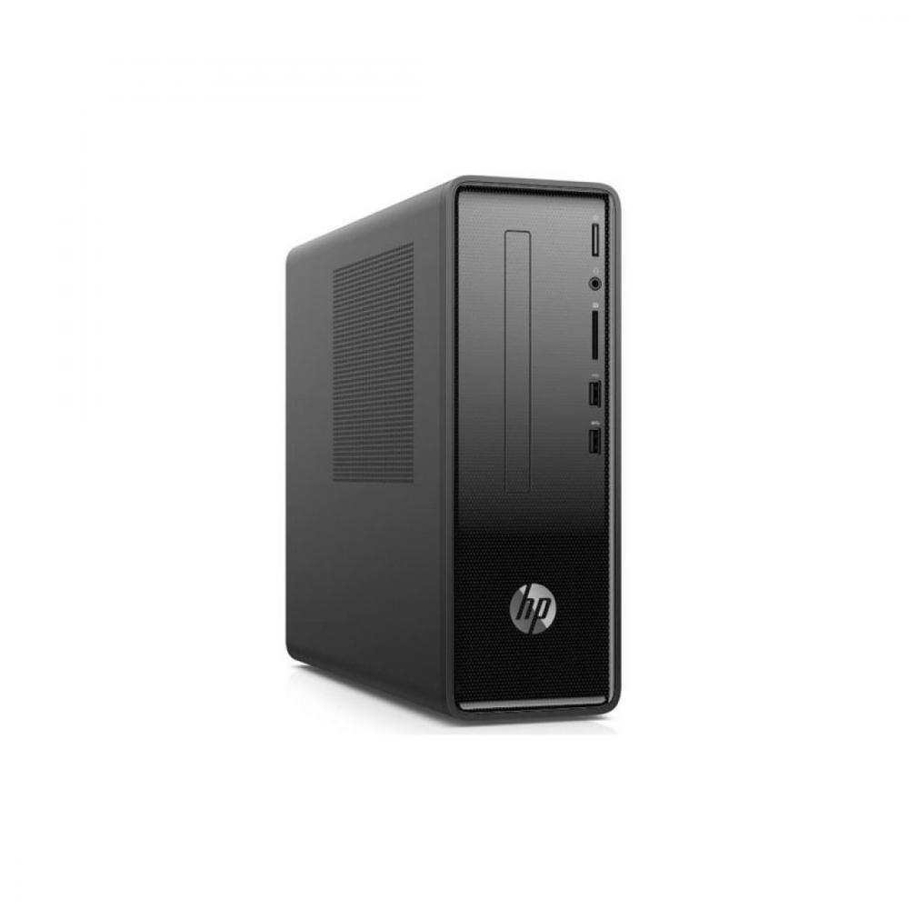 Hp Компьютер NO LCD, i5-8400, 8GB, 1TB, ODD, UMA, FreeDOS, Черный