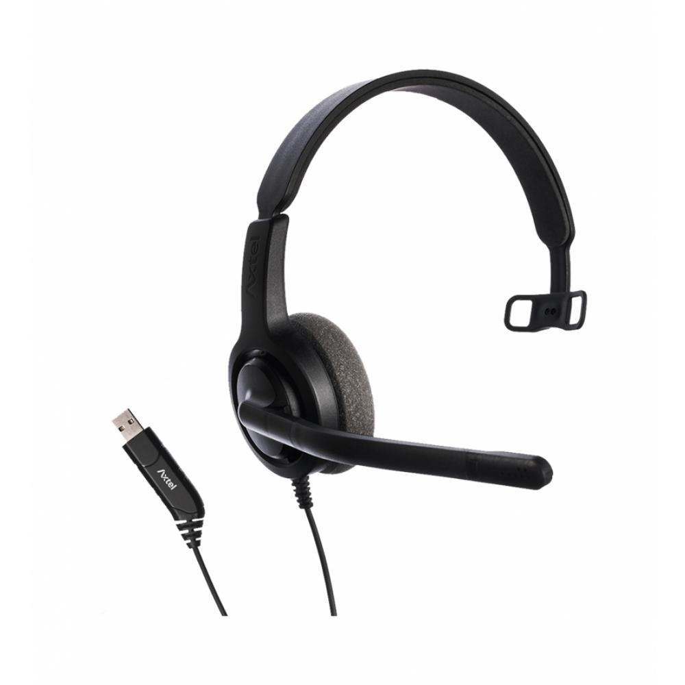Axtel Гарнитура Voice USB28 mono NC