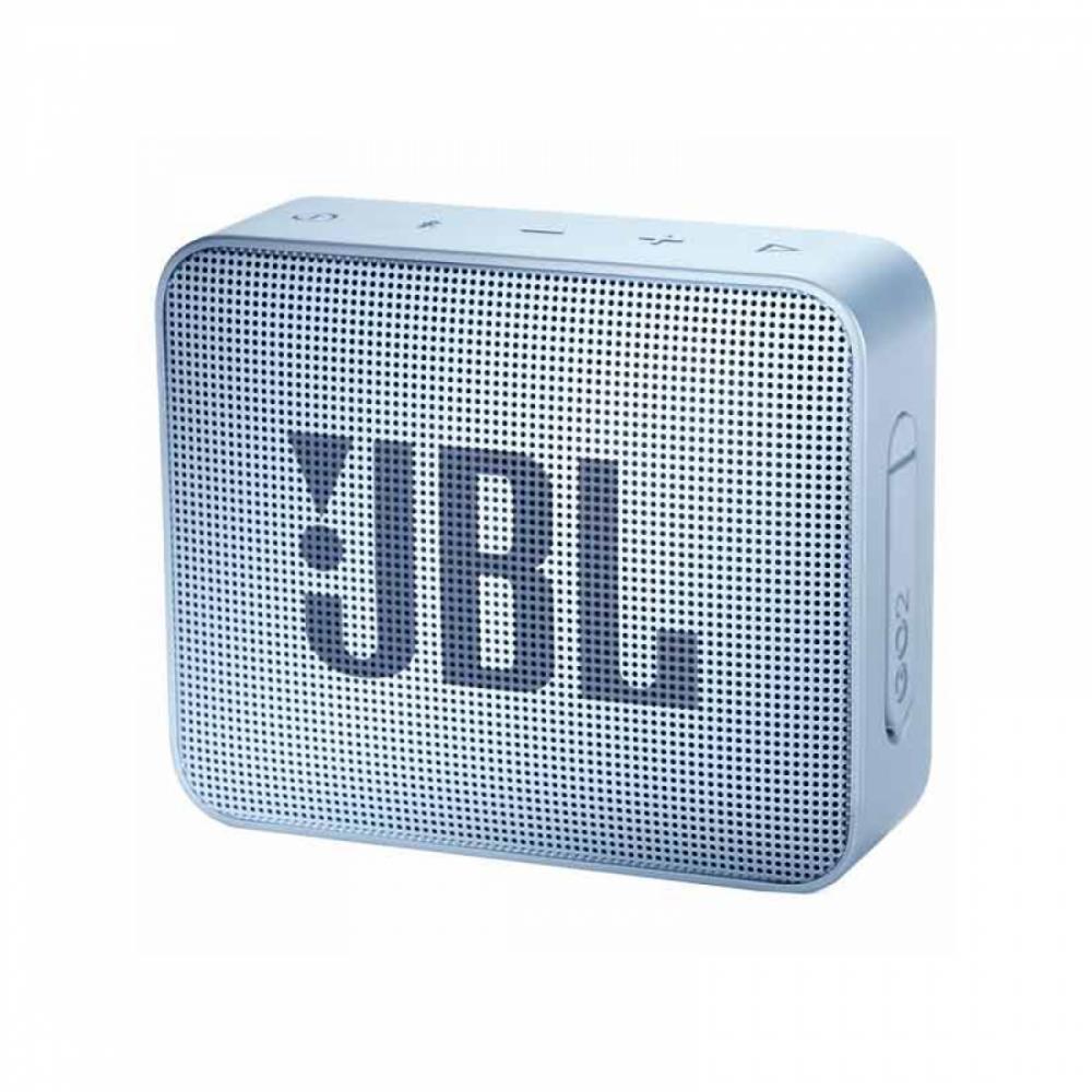 JBL Беспроводная колонка Go 2 Cyan