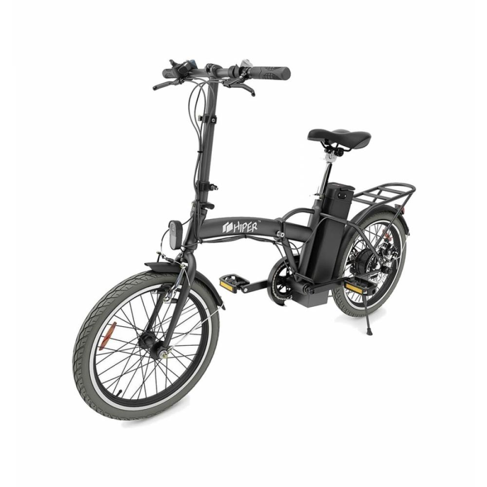 Электровелосипед Hiper BF200 Чёрный
