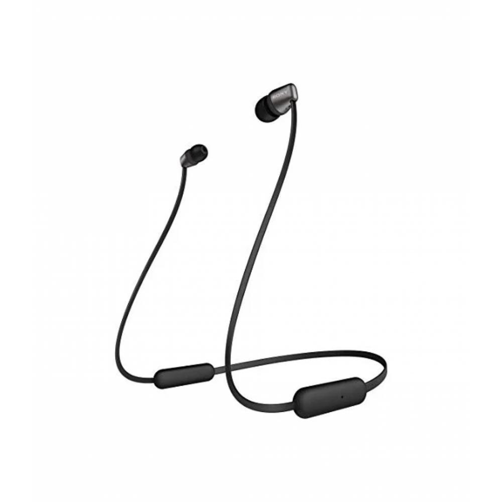 Bluetooth гарнитура SONY WI C310B Қора