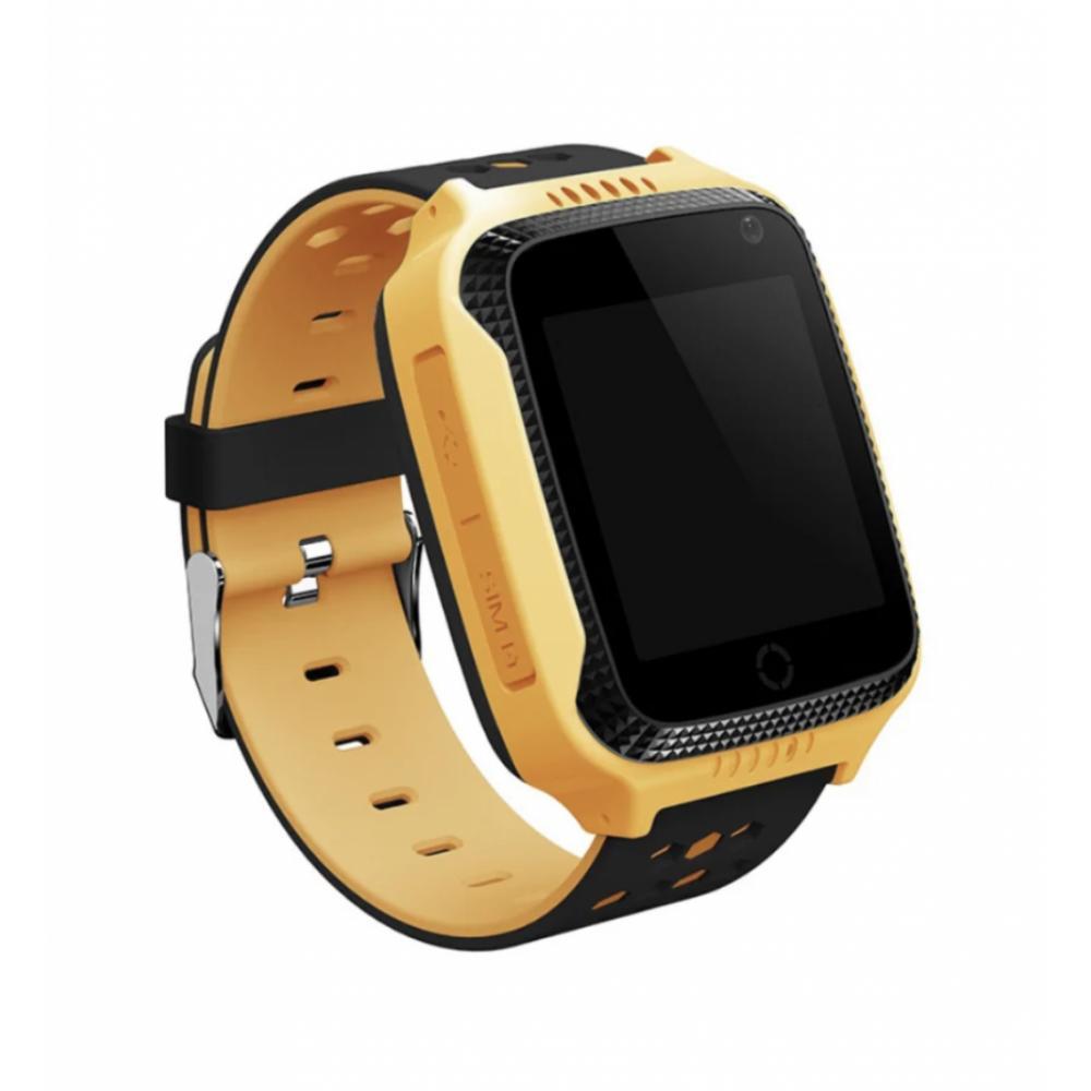 Детские умные часы Wonlex GW500S Желтый