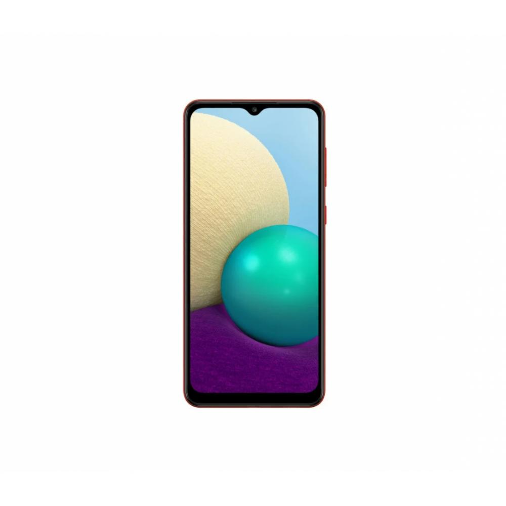 Смартфон Samsung Galaxy A02 2 GB 32 GB Красный