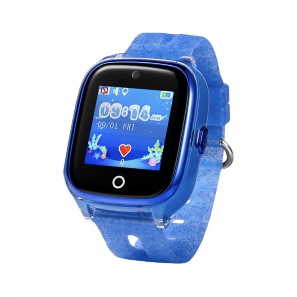 Детские умные часы Wonlex KT-01 Голубой