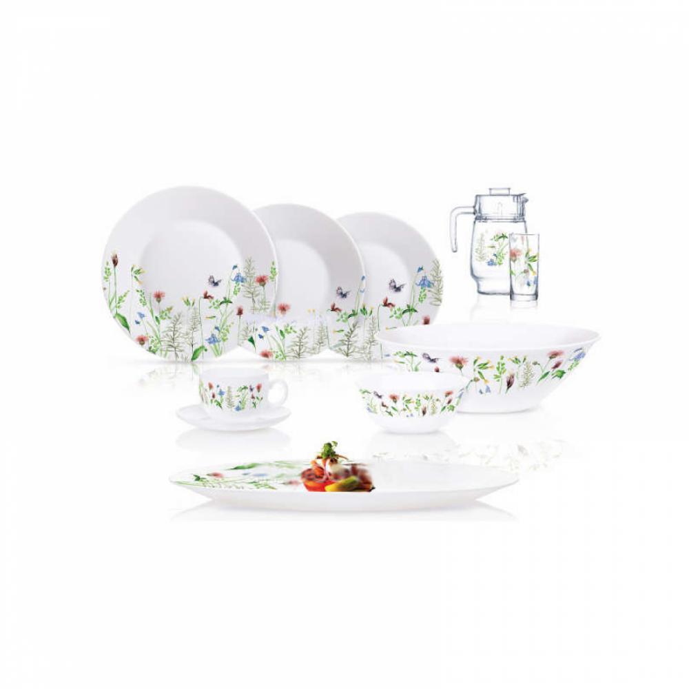 Комплект сервировочной посуды Luminarc Essense Eufloria