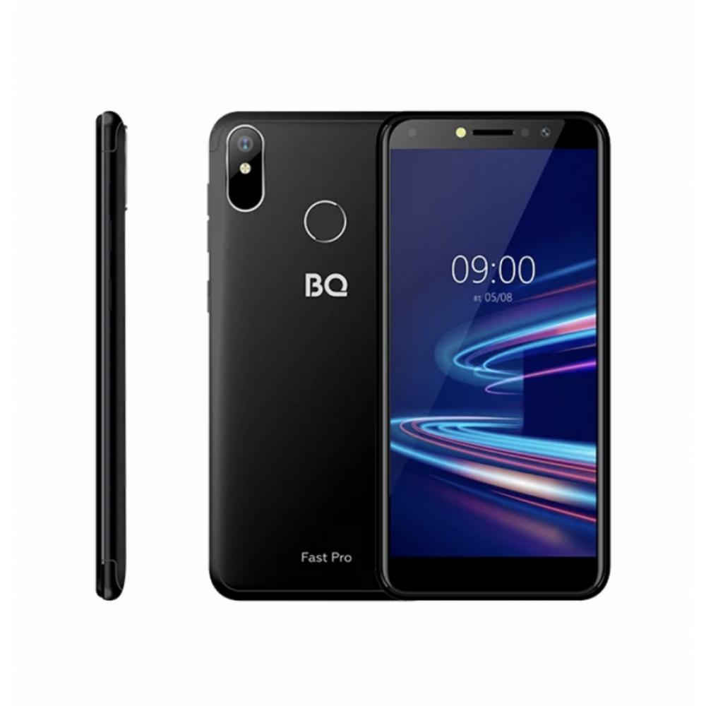 Смартфон BQ 5540L Fast Pro 2 GB 16 GB Қора