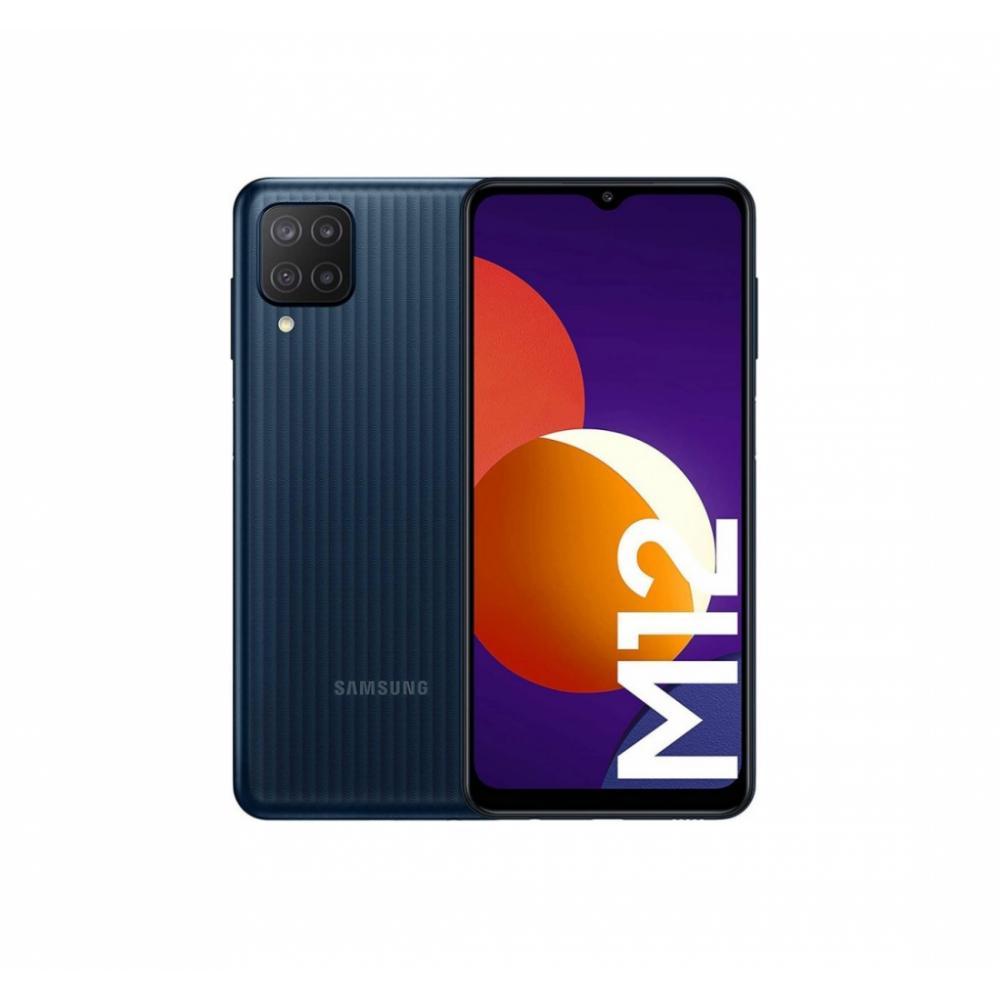 Смартфон Samsung M127 3 GB 32 GB Қора