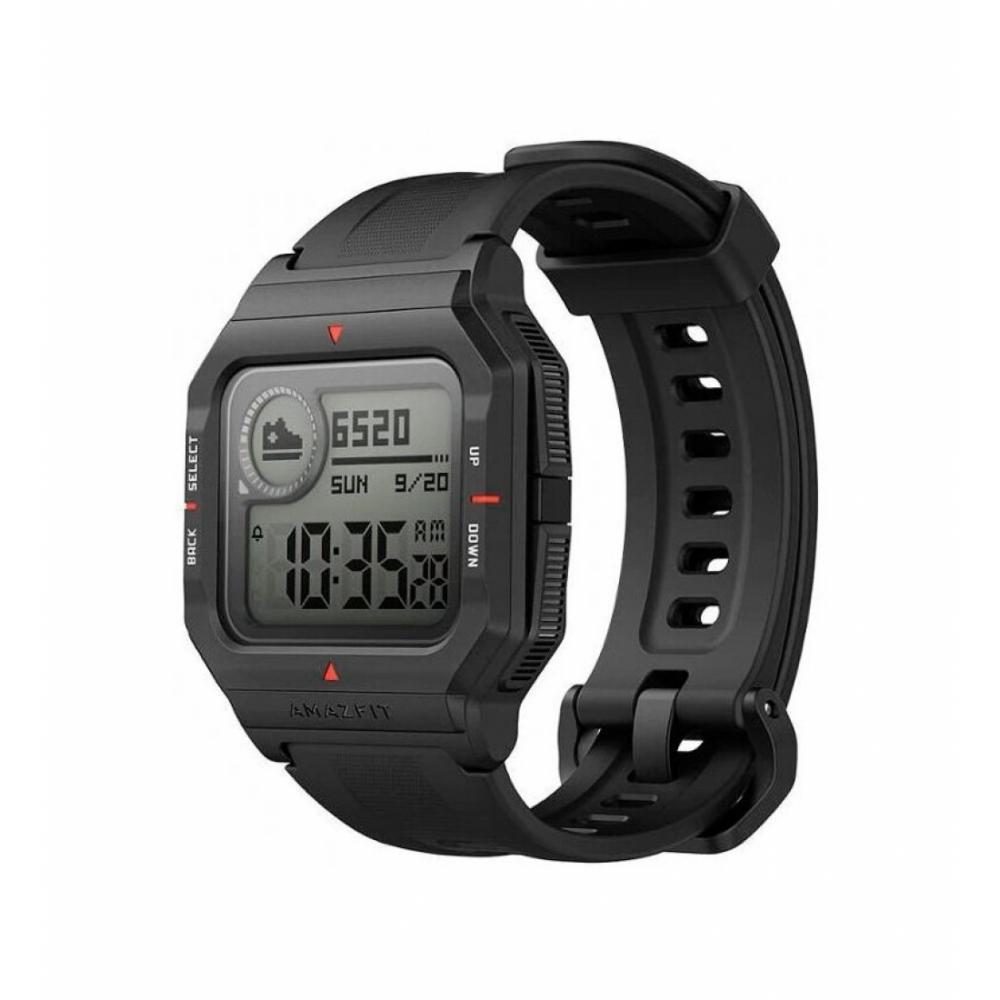 Умные часы Xiaomi Amazfit Neo Чёрный