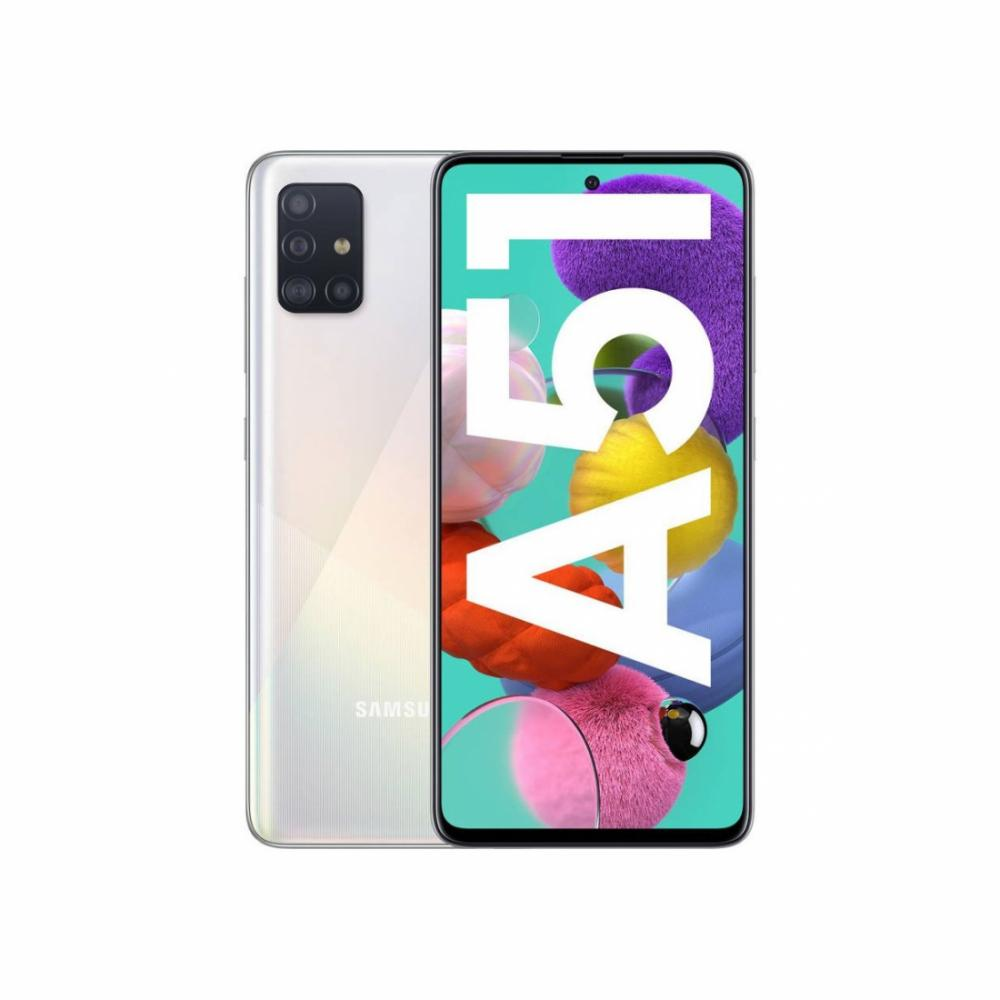 Смартфон Samsung Galaxy A51 4 GB 64 GB Белый