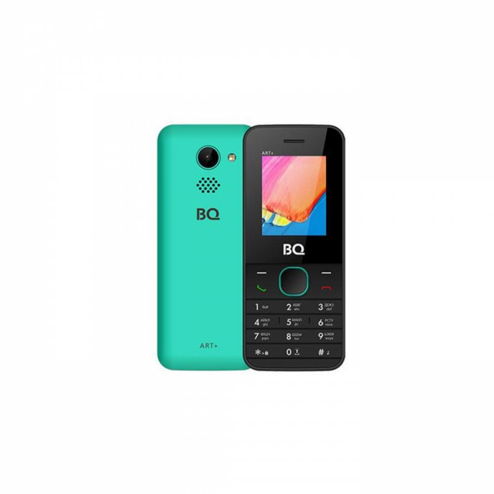 Кнопочный Телефон BQ 1806 ART + Зелёный