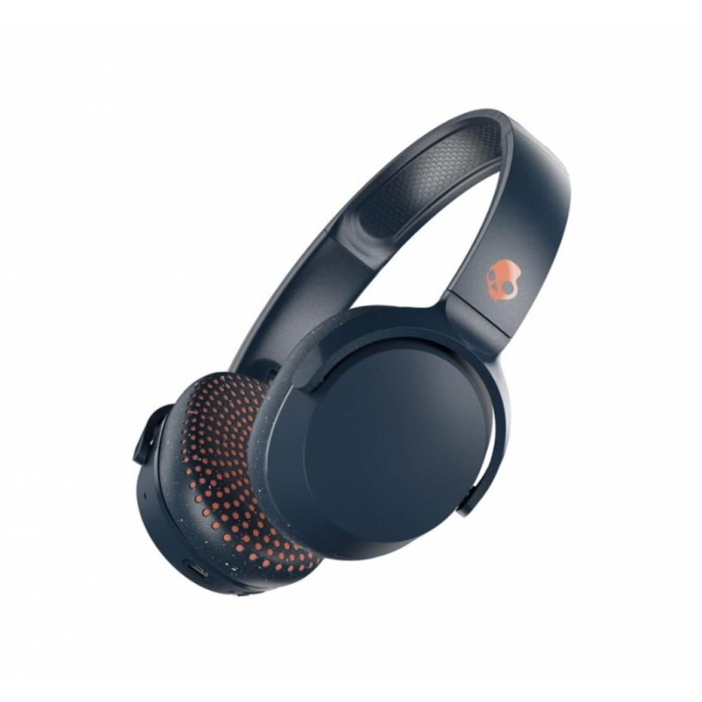 Беспроводные наушники Skullcandy Riff Wireless On-Ear Синий