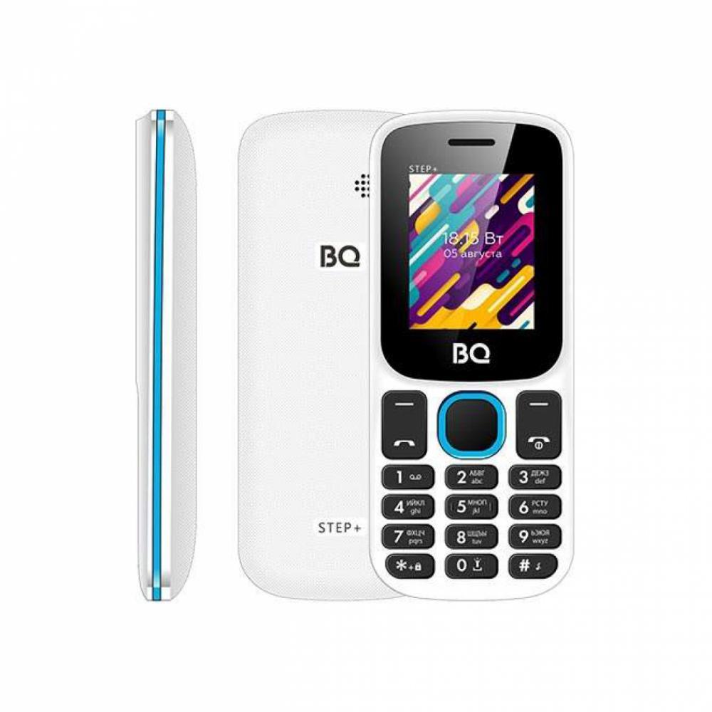 Кнопочный Телефон BQ Step+ Белый