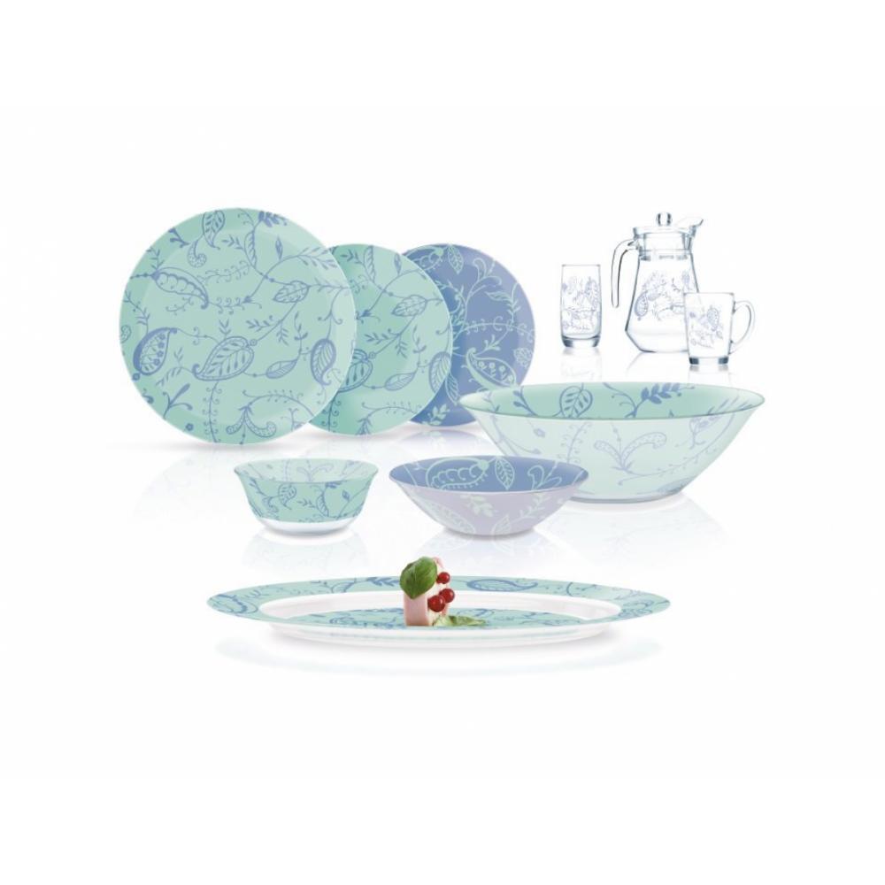 Комплект сервировочной посуды Luminarc Garnet Simply