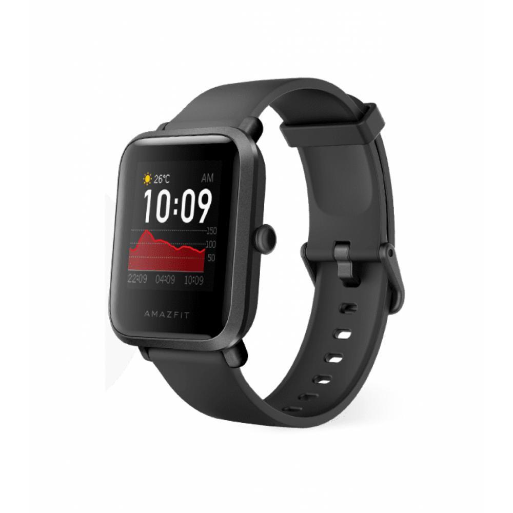 Умные часы Xiaomi Amazfit Bip S Чёрный