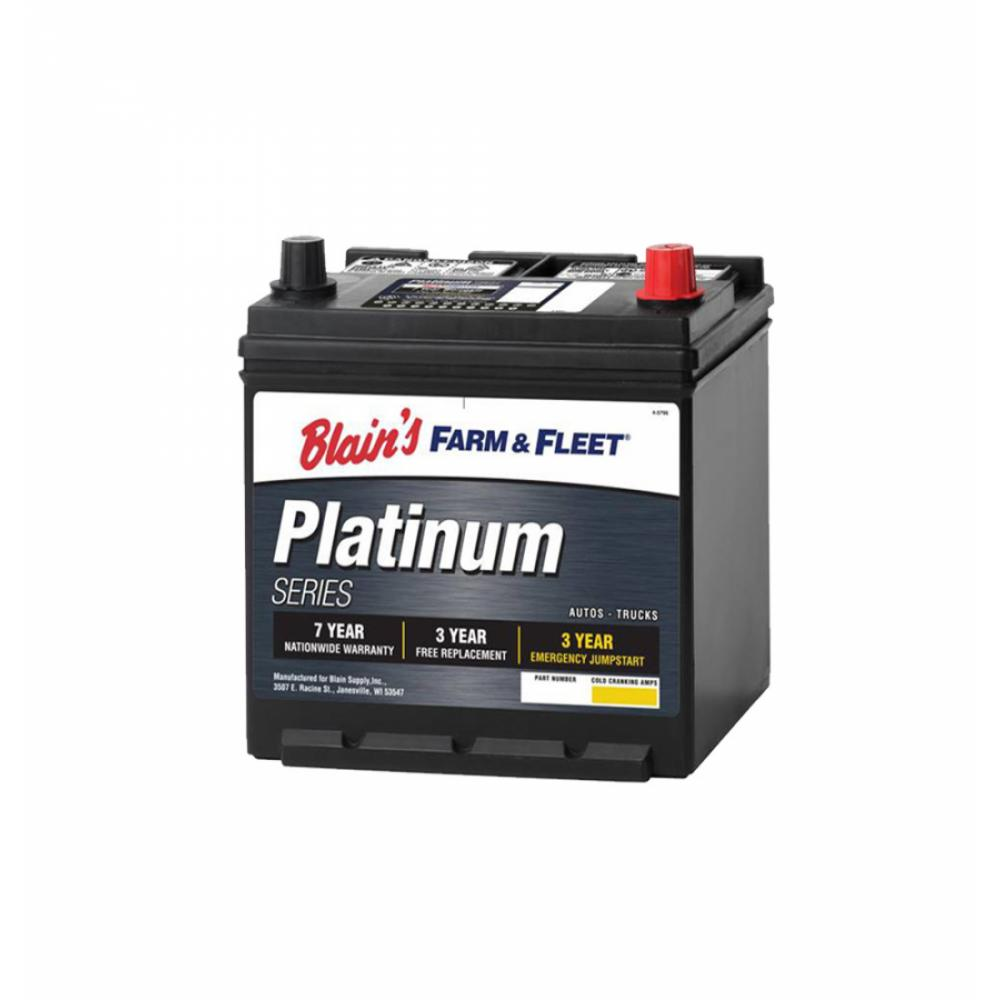 Автомобильный аккумулятор Platinum 40R Tico