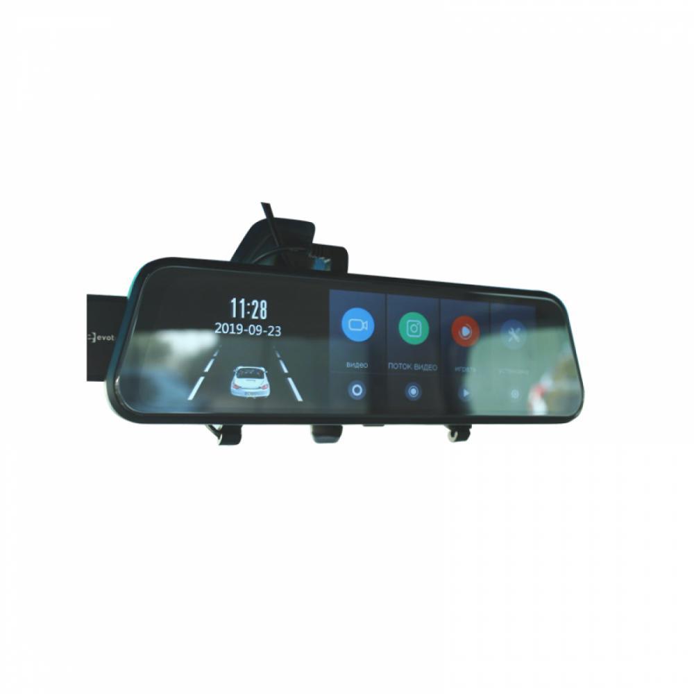 Зеркало заднего вида с видеорегистратором Evotech  E70