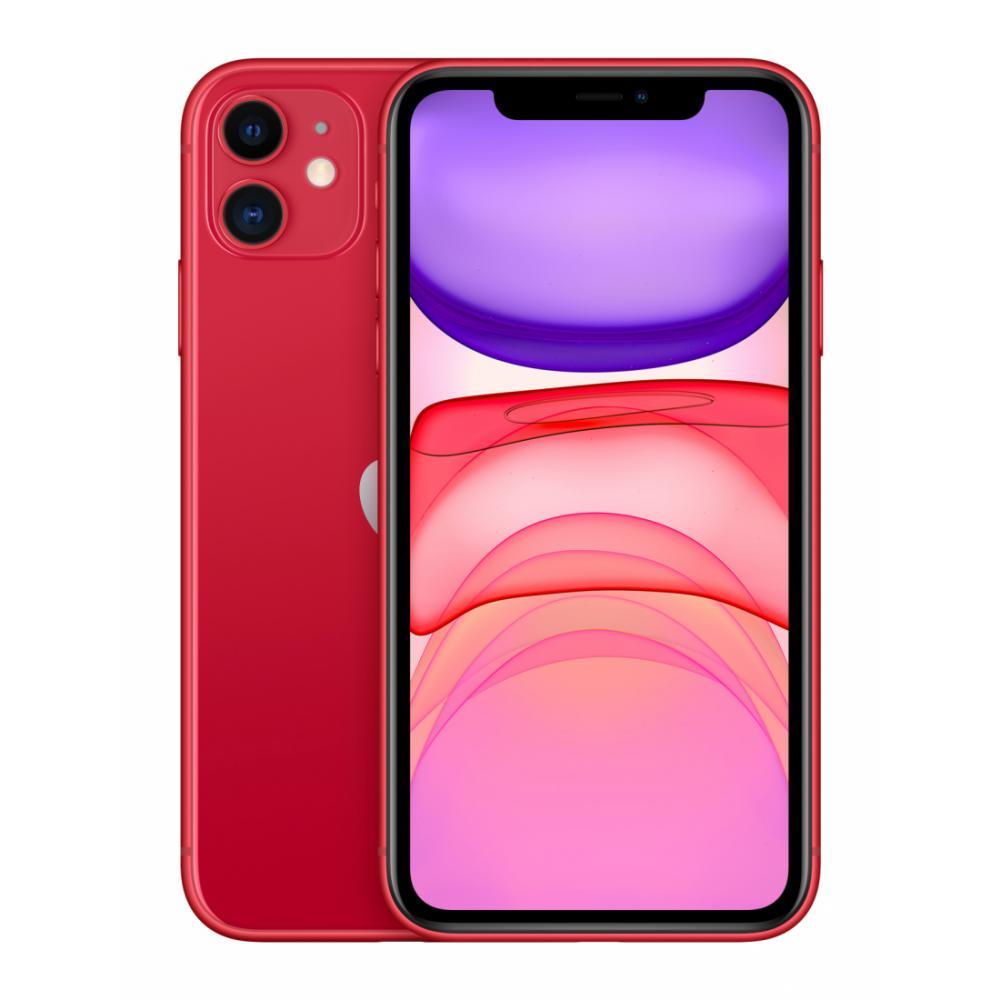 Smartfon Apple 11 4 GB 64 GB Qizil