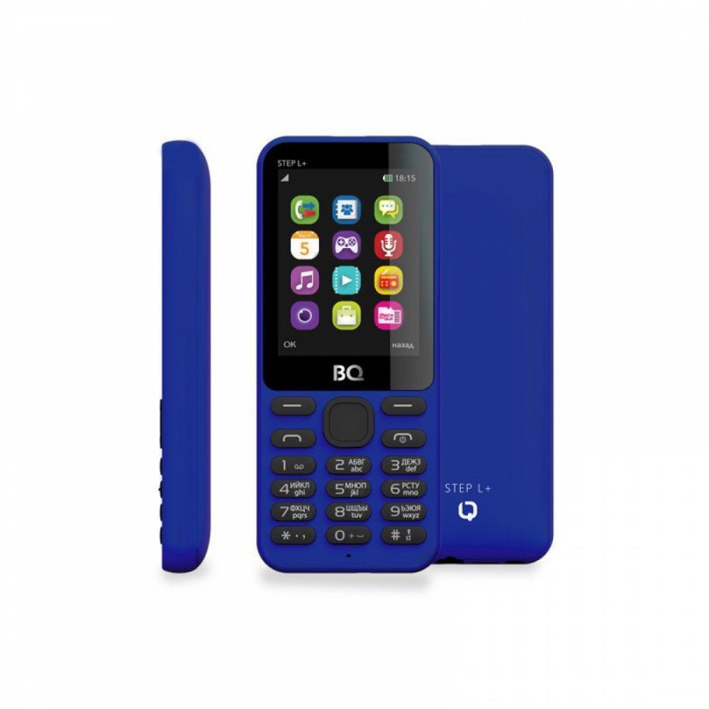 Кнопочный Телефон BQ 2431 Step L+ Синий