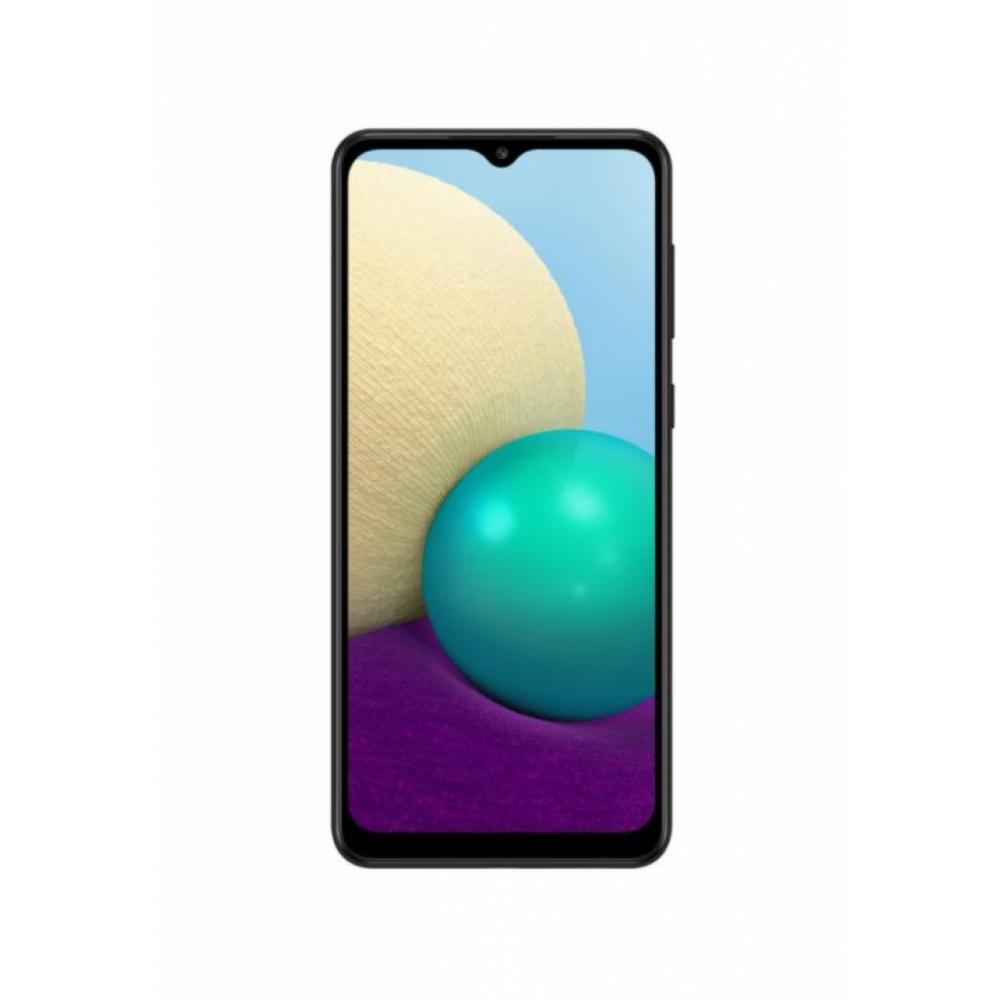 Смартфон Samsung Galaxy A02 2 GB 32 GB Чёрный