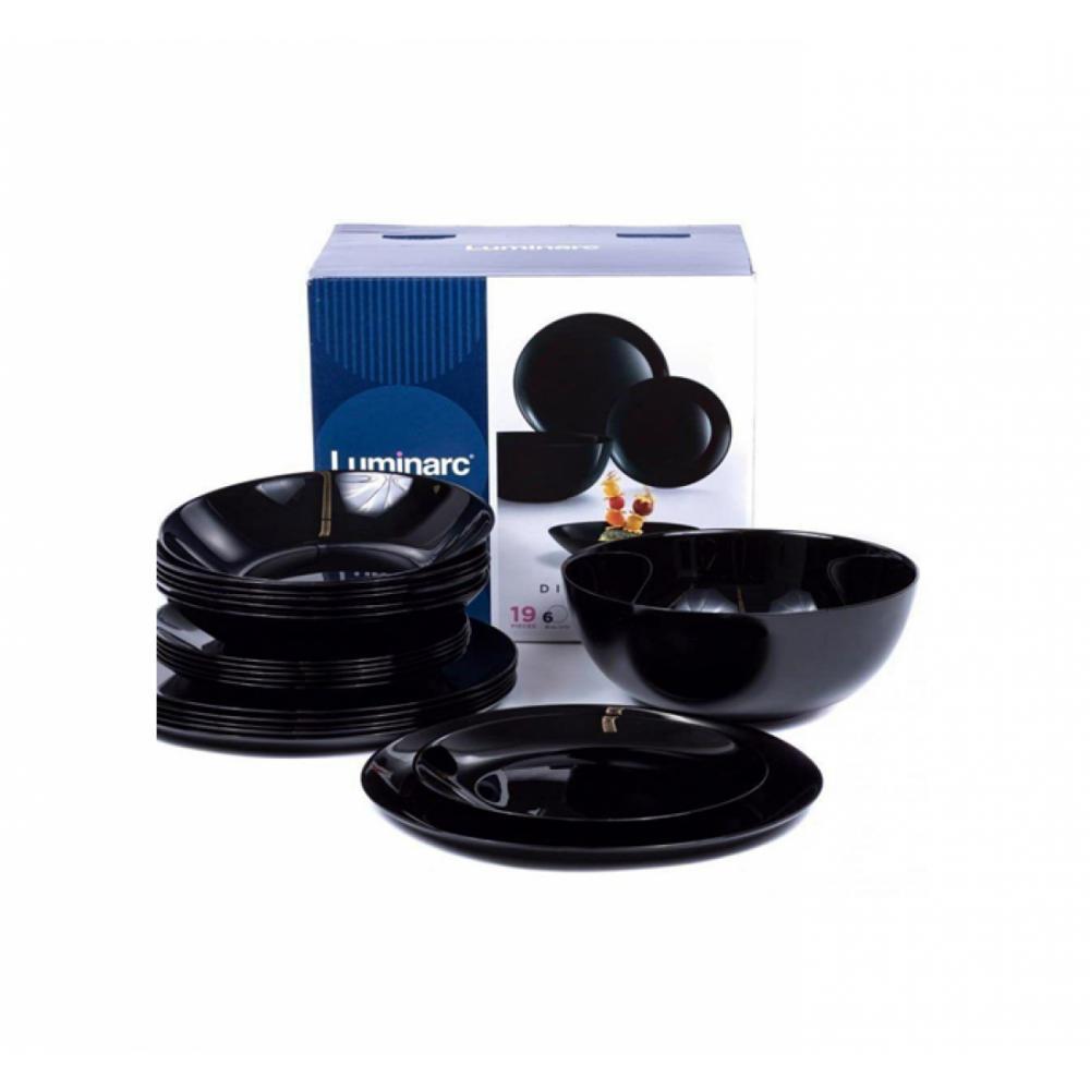 Обеденный комплект посуды Luminarc на 6 персон