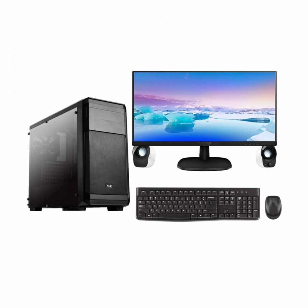 Готовое решение MobileZone Game PC Pro+ Intel Core i5-10400F DDR4 16 GB SSD M.2 NVME 128 GB + HDD 1TB MSI - 6GB GeForce GTX 1660Ti Ventus XS DDR6 192bit