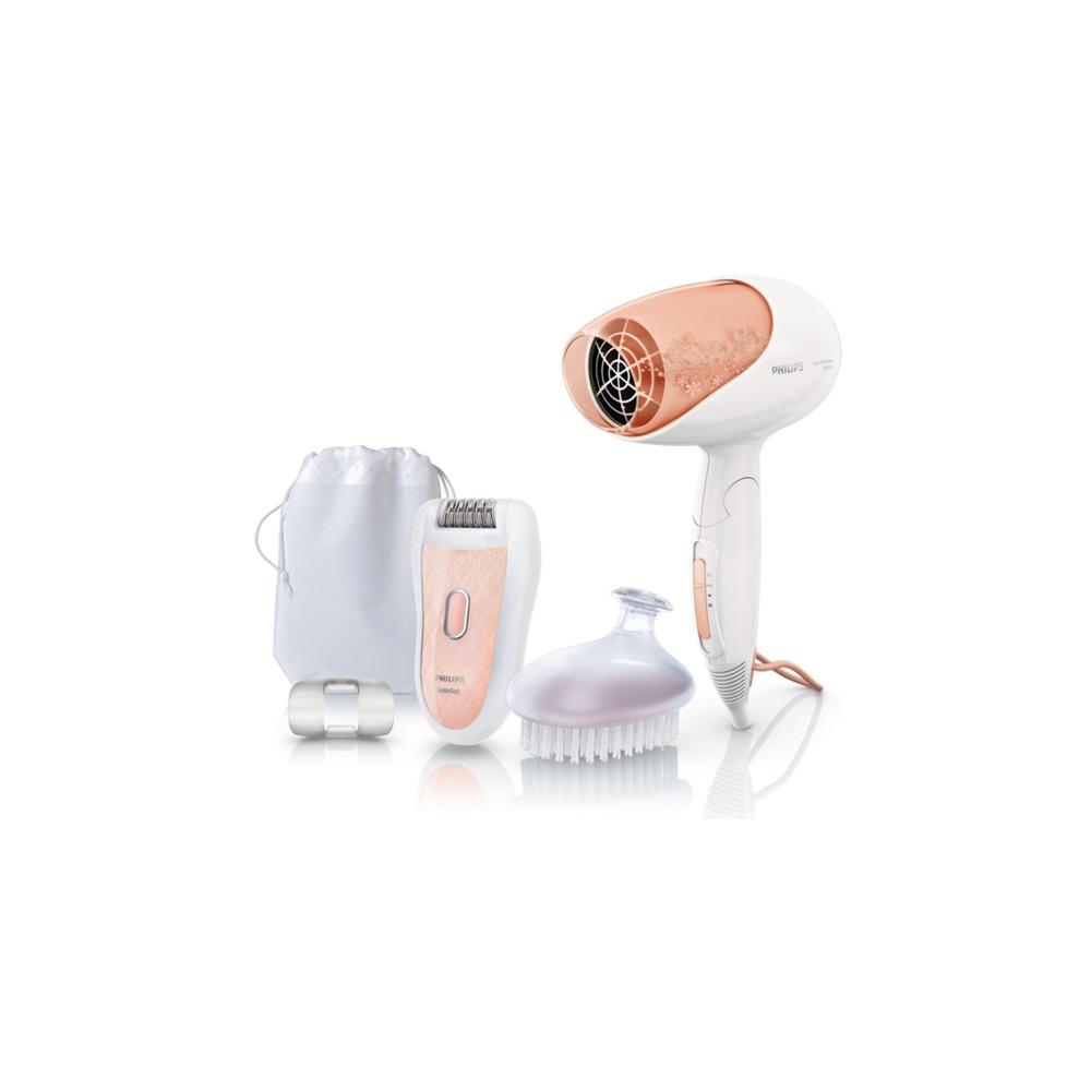 Philips Эпилятор + Фен HP6542/00