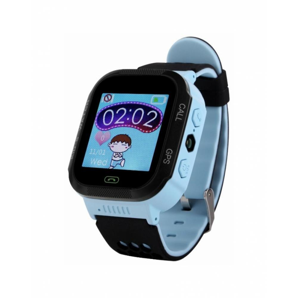 Детские умные часы Wonlex GW500S Голубой