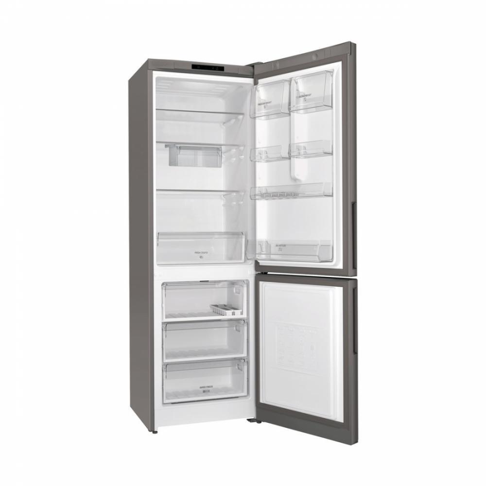 Холодильник Hotpoint-Ariston HS 4180 X Серебристый