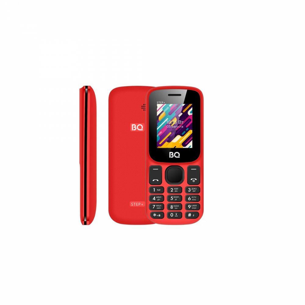 Кнопочный Телефон BQ Step+ Красный