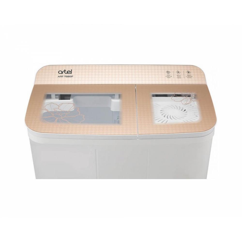 Artel Стиральная машина полуавтомат TG60F White+Brown