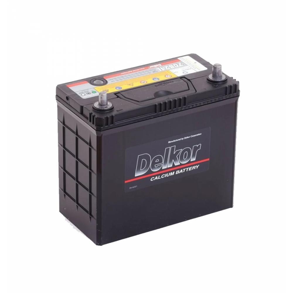 Автомобил аккумулятори Delkor 40R Tico