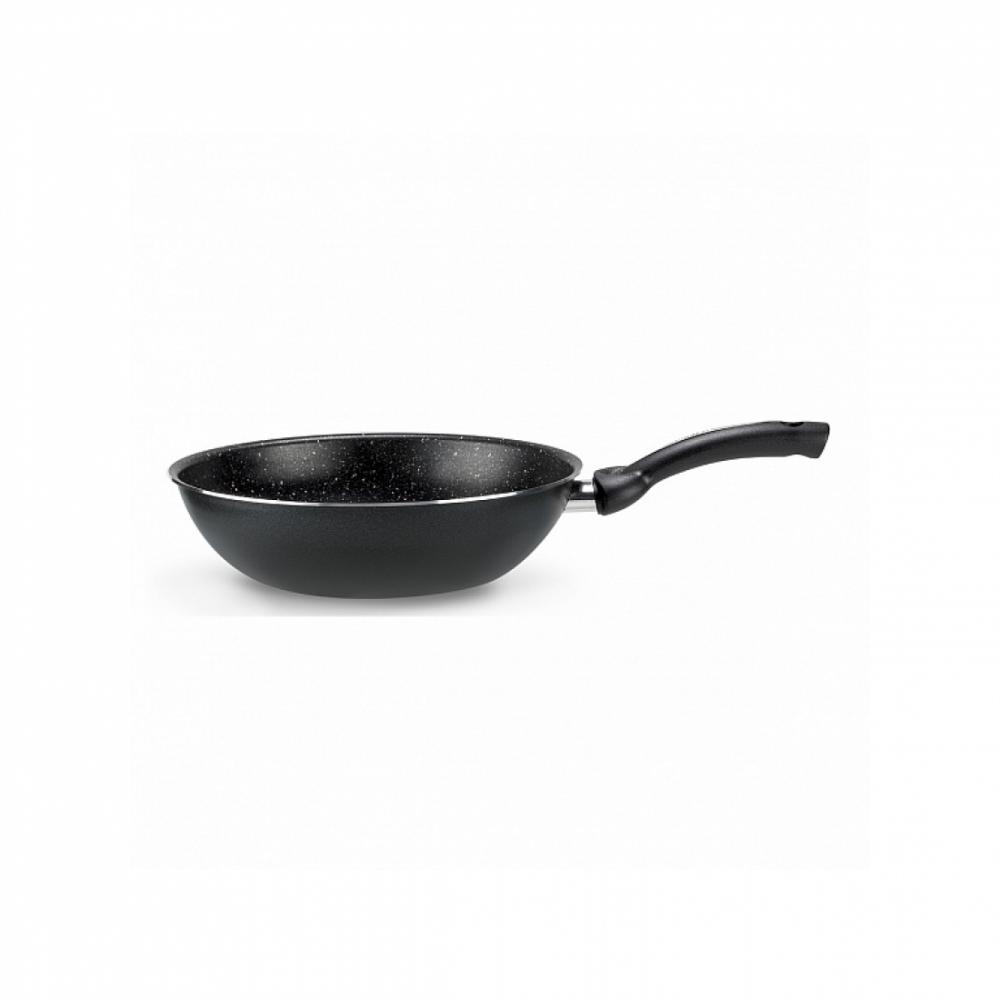 Wok сковородка Pensofal BIOSTONE 28 см Чёрный