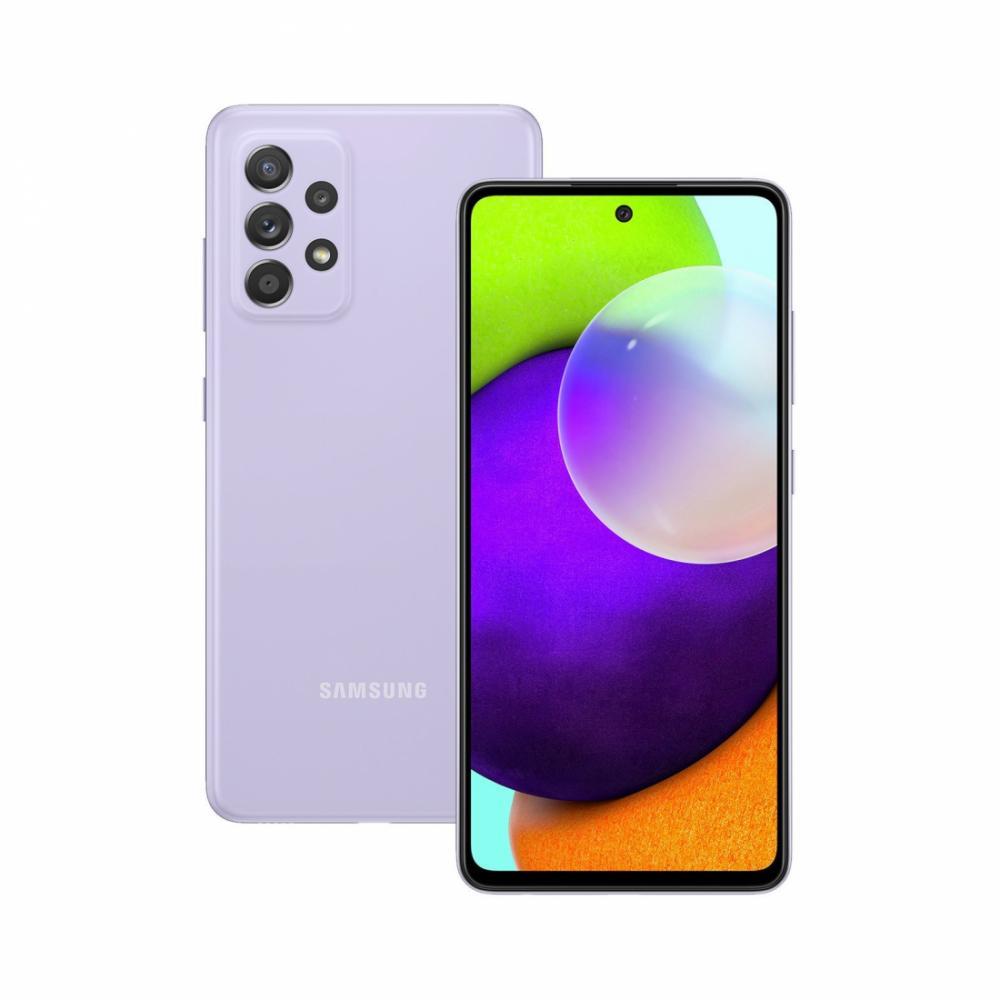 Смартфон Samsung A52 4 GB 128 GB Бинафша ранг