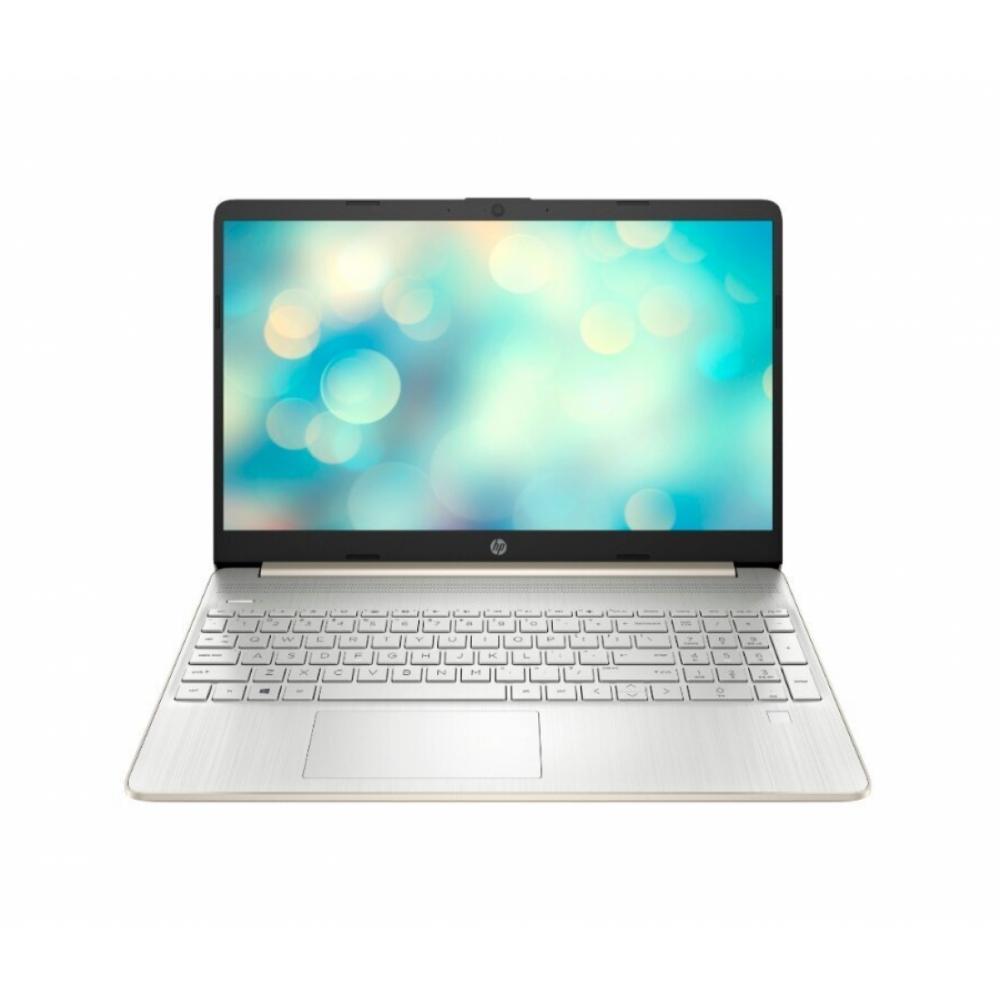 """Noutbuk HP 15S-EQ0049UR AMD Ryzen 5 3500U DDR4 8 GB SSD 256 GB 15.6"""" Radeon Vega 8 Graphics Qulay sumka sovg'a sifatida"""