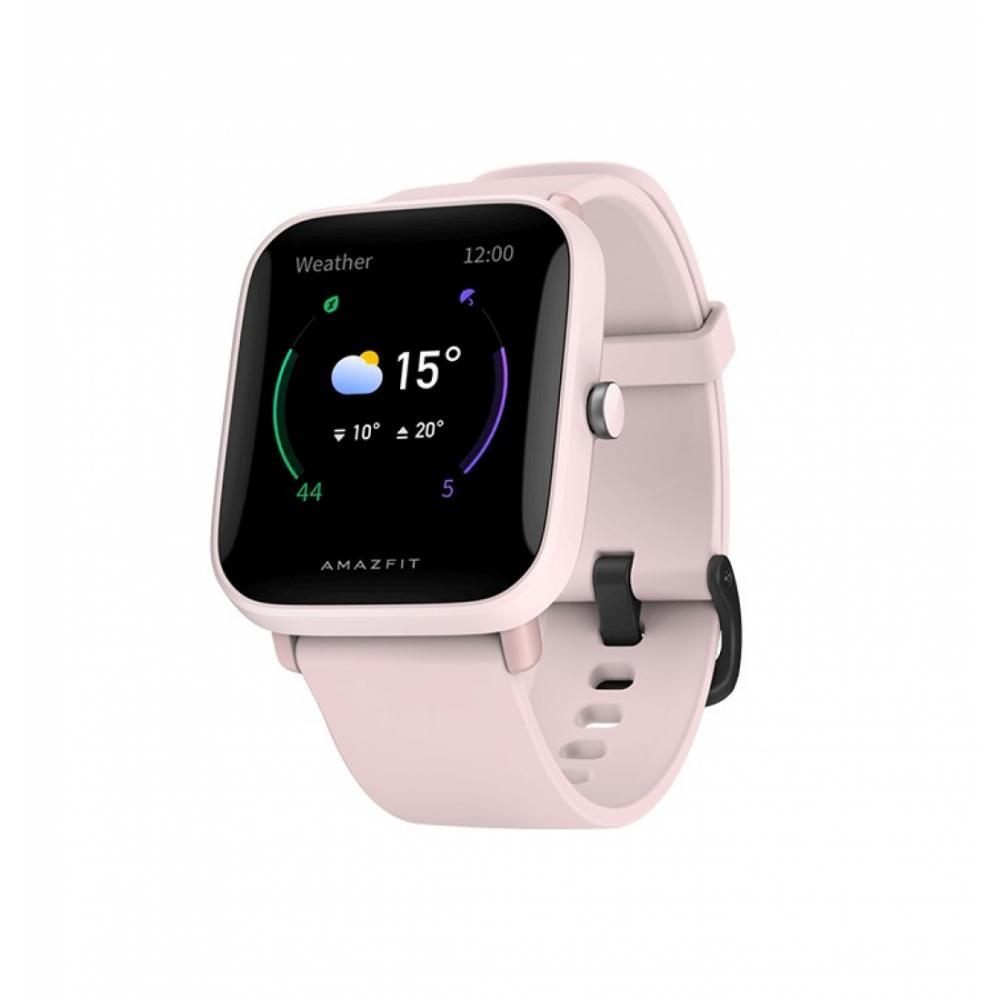 Умные часы Xiaomi Amazfit Bip U Розовый